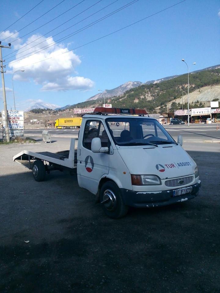 Adana Araba çekici