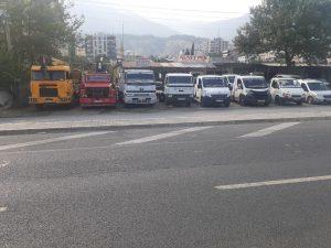 Adana Oto Çekici Kurtarıcı Yol Yardım